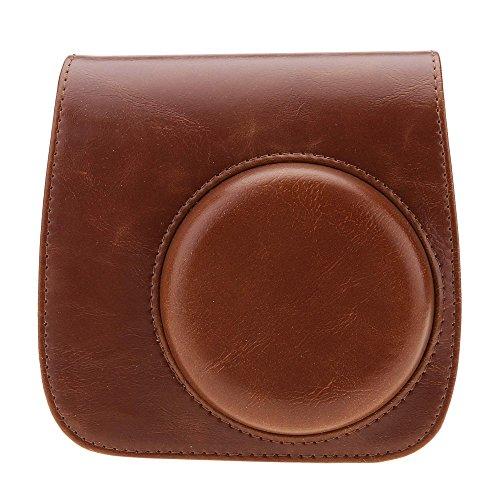 Zeagoo Shoulder Bag with POCKET for Fujifilm Instax Mini 8 Fuji Film Camera Case