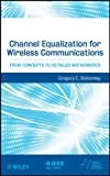Channel Equalization for Wireless Communications: From Concepts to Detailed Mathematics