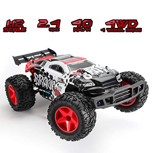 Sammeln & Seltenes Rc-lastwagen 1:12 20 Km/h Graffiti Drahtlose Fernbedienung Spielzeug Auto Stick Klettern 4wd Rc Auto Off-road Fahrzeug Für Jungen Kinder Spaß Spielzeug