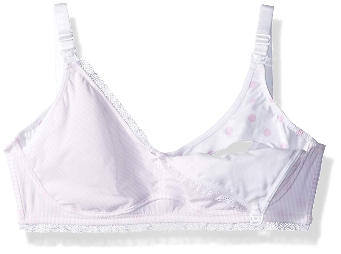00692bf3bcd81 Heidi Klum Intimates Women s Elodie Maternity Non-Wired Nursing Bra   Amazon.co.uk  Clothing