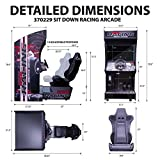 Creative Arcades Full Size Commercial Grade Seated