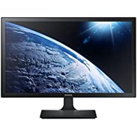 High Performance Samsung 27 Full HD 1920 x 1080 Backlit-LED Gaming Monitor, 16:9 Aspect Ratio, 1ms Response Time, HDMI and VGA Inputs, Black