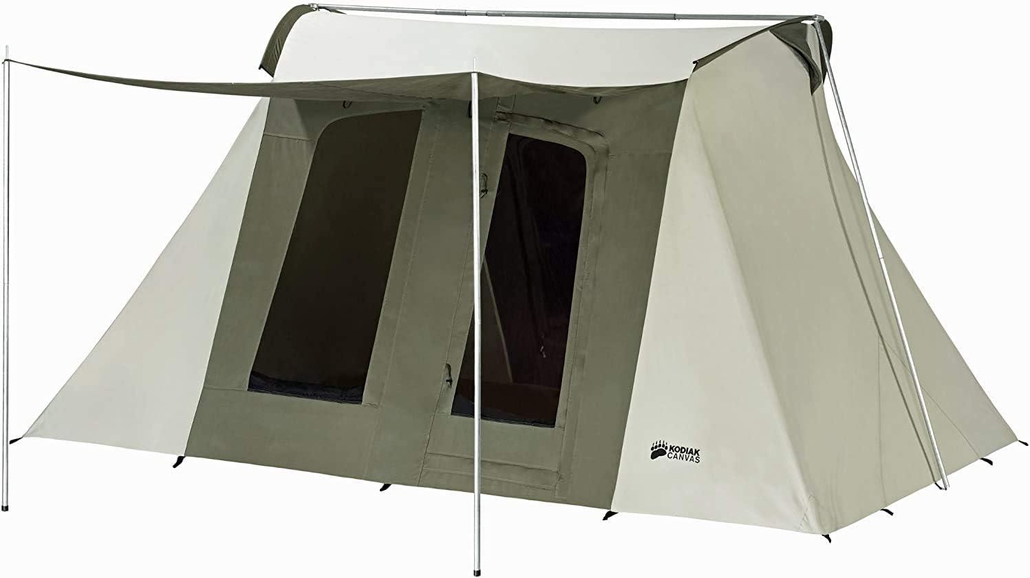 Kodiak Canvas Flex Bow Basic 6 Person Tent