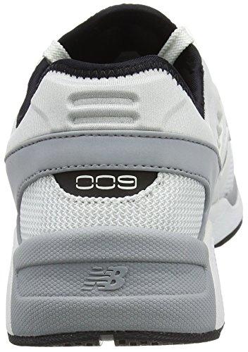 New Balance 009 blanco