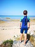 TEAM MAGNUS Kids' Wetsuit - 5mm Neoprene Shorty