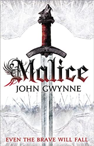 Image result for malice john gwynne