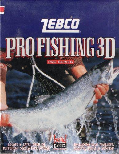 Zebco Pro Fishing 3D (UK)