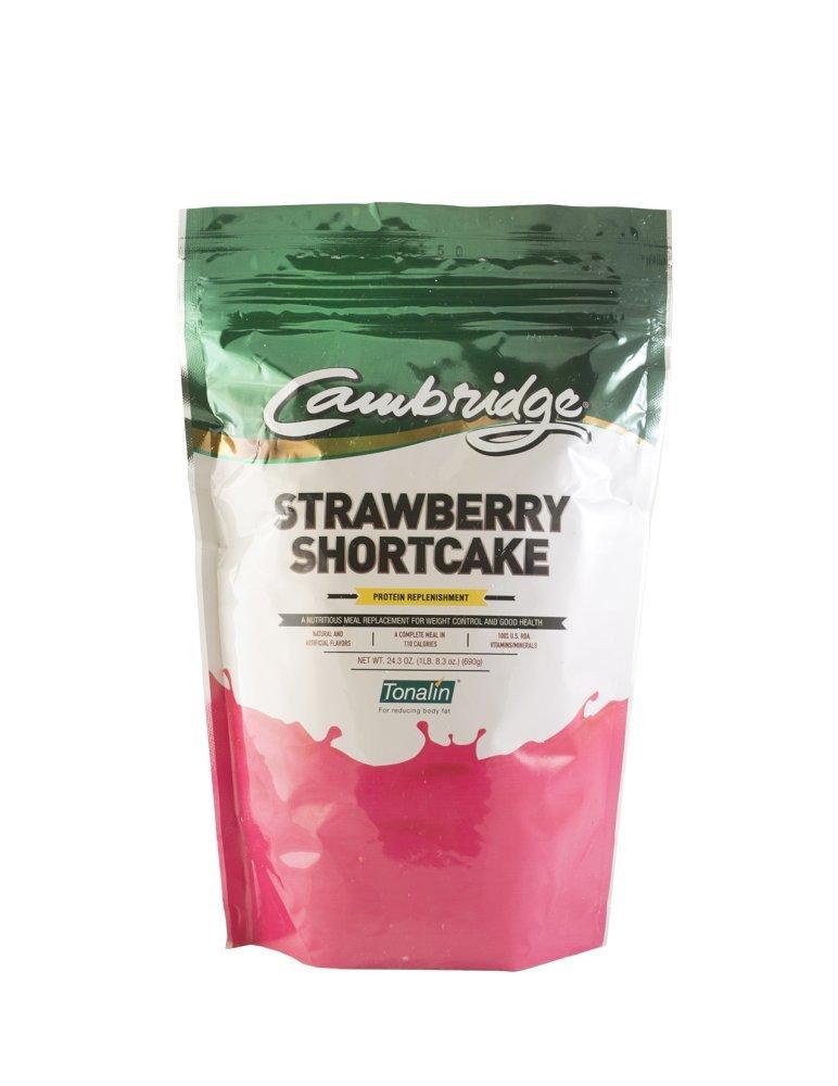 Tonalin CLA - Strawberry Shortcake - Case