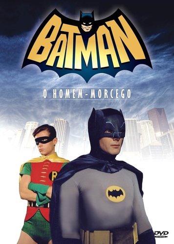 (DVD Batman 1966 [ Batman O Homem Morcego ] [ Brazilian Edition ] [ Audio in English + Portuguese + Spanish ])