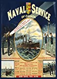 """Cuban graphics 8""""x10"""" Poster printed on Canvas. Home decoration.Canada Naval service.Sailors.11327"""