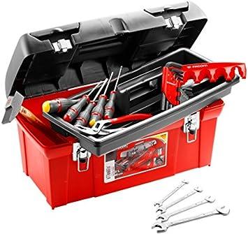 Facom TBX1M.PG - Juego de herramientas (polipropileno, 18 piezas): Amazon.es: Bricolaje y herramientas