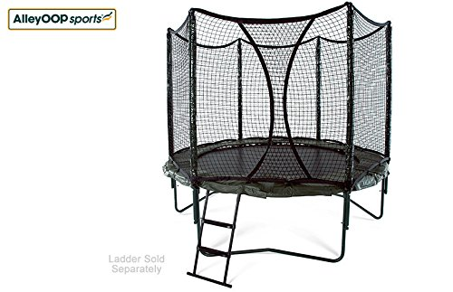 JumpSport-AlleyOOP-VariableBounce-Trampoline-with-Enclosure-Premier-Performance-and-Safety-Features-10-12-or-14