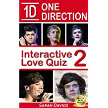One Direction: 1D Interactive Love Quiz 2 (Interactive Quiz Books, Trivia Games & Puzzles all with Automatic Scoring)