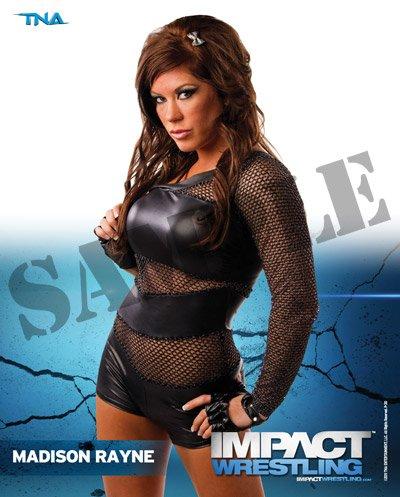 Impact Wrestling 8x10 Promo Photo ()