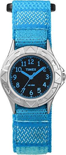 Timex Reloj analógico para Nios de Cuarzo con Correa en Nailon TW7B99800: Amazon.es: Relojes
