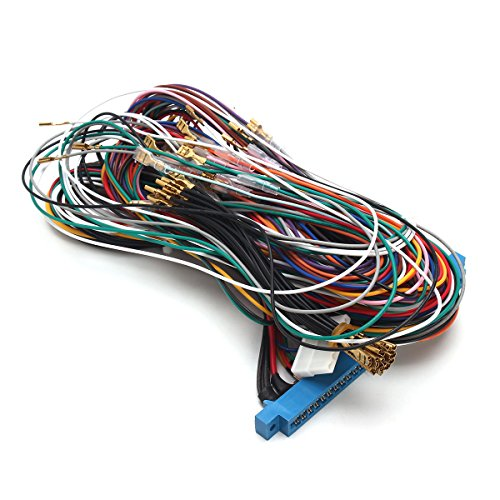 Tremendous 28 Pins Jamma Harness Cabinet Wire Wiring Loom For Arcade Game Wiring Database Gramgelartorg
