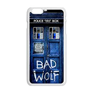 Telephone Booth Cell Phone Case for Iphone 6 Plus