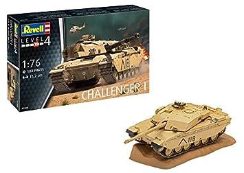 Revell- Maqueta de Tanque, Challenger I, Kit Modelo, Escala ...