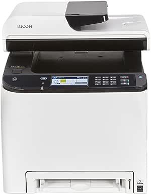 Ricoh 408235 SP C261SFNw Color Laser Multifunction Printer