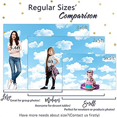 Yeele 7x5ft Background for Photography Birthday Backdrop Astronaut Aviation Rocket Outer Space Party Decoration Banner Adult Baby Kid Boy Girl Portrait Booth Shoot Studio Vinyl Props