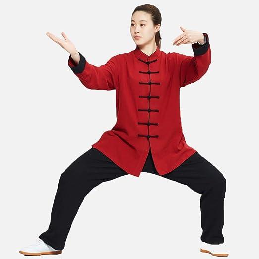 Trajes De Kung Fu De Artes Marciales: Ropa De Uniforme De Tai Chi ...