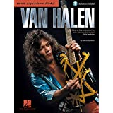 Van Halen - Guitar Signature Licks Bk/Audio Pkg
