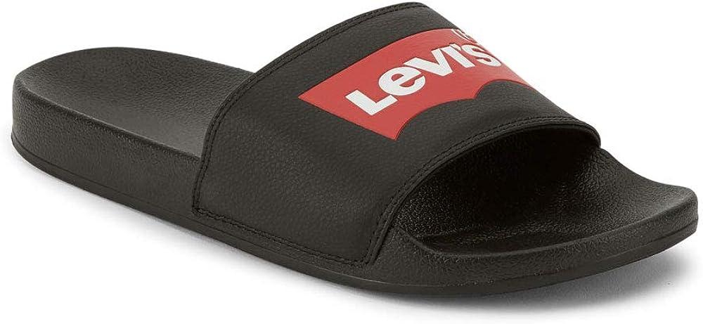 Levi's Mens Batwing Slide Slip-on Sandal Shoe