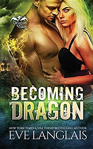 book cover of Becoming Dragon