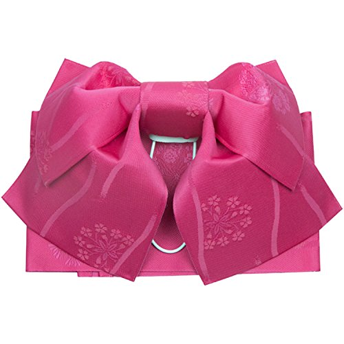 適応する相互食い違い(キョウエツ) KYOETSU 作り帯 結び帯 浴衣帯 ワンタッチ 柄お任せ