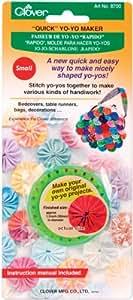 Clover 8700 Round Small Yo-Yo Maker