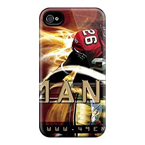 Diy Yourself Awesome San Francisco 49ers Flip case covers With Fashion Design For Iphone DBROXBZ11gN 6