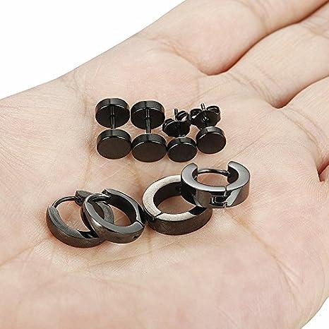 Amazon.com: sourban 4 piezas redonda mancuernas juego de ...