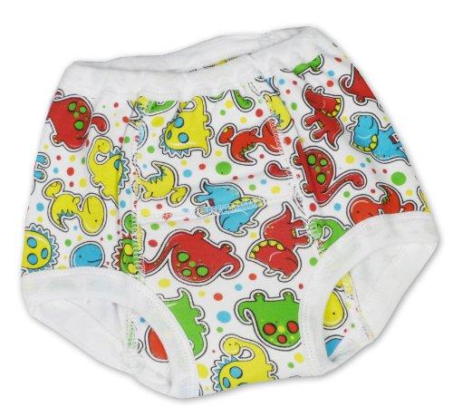 Dinosaur Training Pants Size:M (Training Potty Scotty)