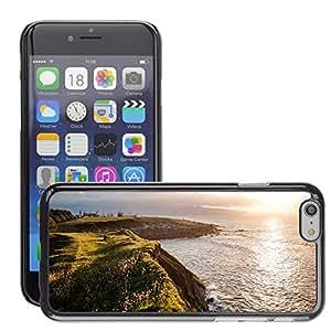 "Print Motif Coque de protection Case Cover // M00243464 Acantilado Bluff Rock Coast // Apple iPhone 6 6S 6G 4.7"""
