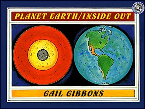 Image result for planet earth gail gibbons