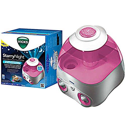 Vicks Starry Night Moisture Humidifier