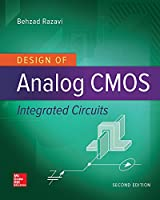 Design of Analog CMOS Integrated Circuits, 2nd Edition Front Cover