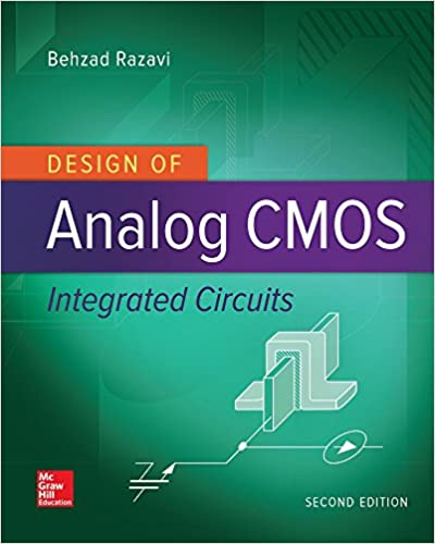 Design of Analog CMOS Integrated Circuits (Irwin Electronics