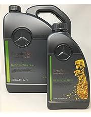 Mercedes Benz Originele motorolie 5W30 229.51 6 liter