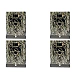 Browning Trail Cameras Locking Security Box for Game Cameras, 4 Pack   BTC-SB