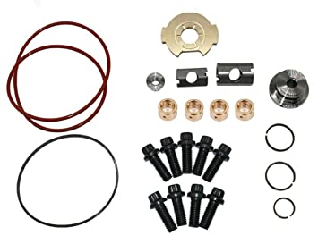 Amazon.com: Turbo Rebuild Kit turbochargers para 6.0 para ...