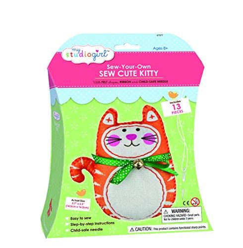 Own Kitty - My Studio Girl Sew Cutes - Kitty