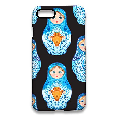 - Case for iPhoneX New Russian Matryoshka Nesting Dolls Case Protective Cover Anti-Scratch Resistant Cover Case White
