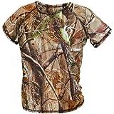 Prois Women's Ultra Short Sleeve Shirt