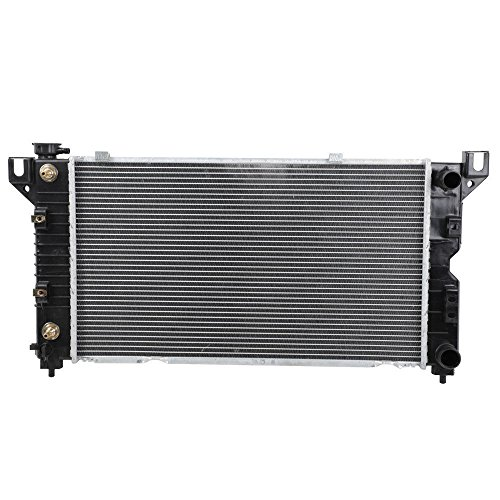 Radiator For Chrysler Dodge Plymouth Fit Town & Country Caravan Voyager 2000 2000 Plymouth