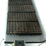 Ken-Bar Agritape Seed Starting 22'' x 8' Heat Mat with Grounding Screen