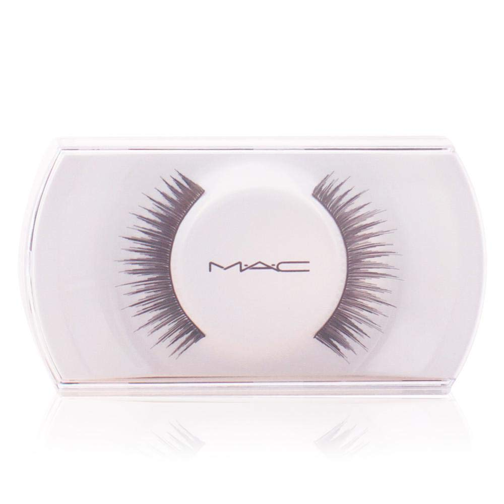 False eyelashes with glue - Mac false eyelashes