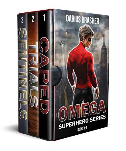 (Omega Superhero Series: Books 1-3 (Superhero Box)