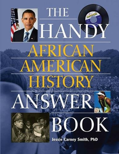 The Handy African American History Answer Book (The Handy Answer Book Series) ebook