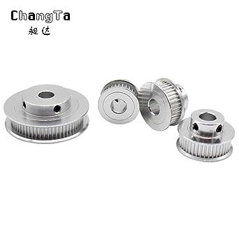 Impresora 3D - 10 piezas/lote 3D Impresoras Parte GT2 Poleas ...